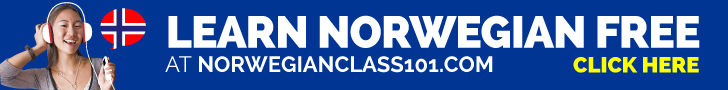 Learn Norwegian with NorwegianClass101.com